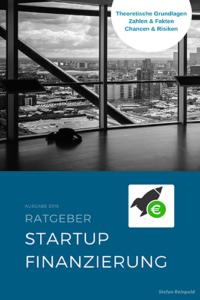 Ratgeber Startup Finanzierung Stefan Reinpold