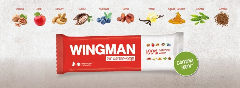 Wingman Power Bar