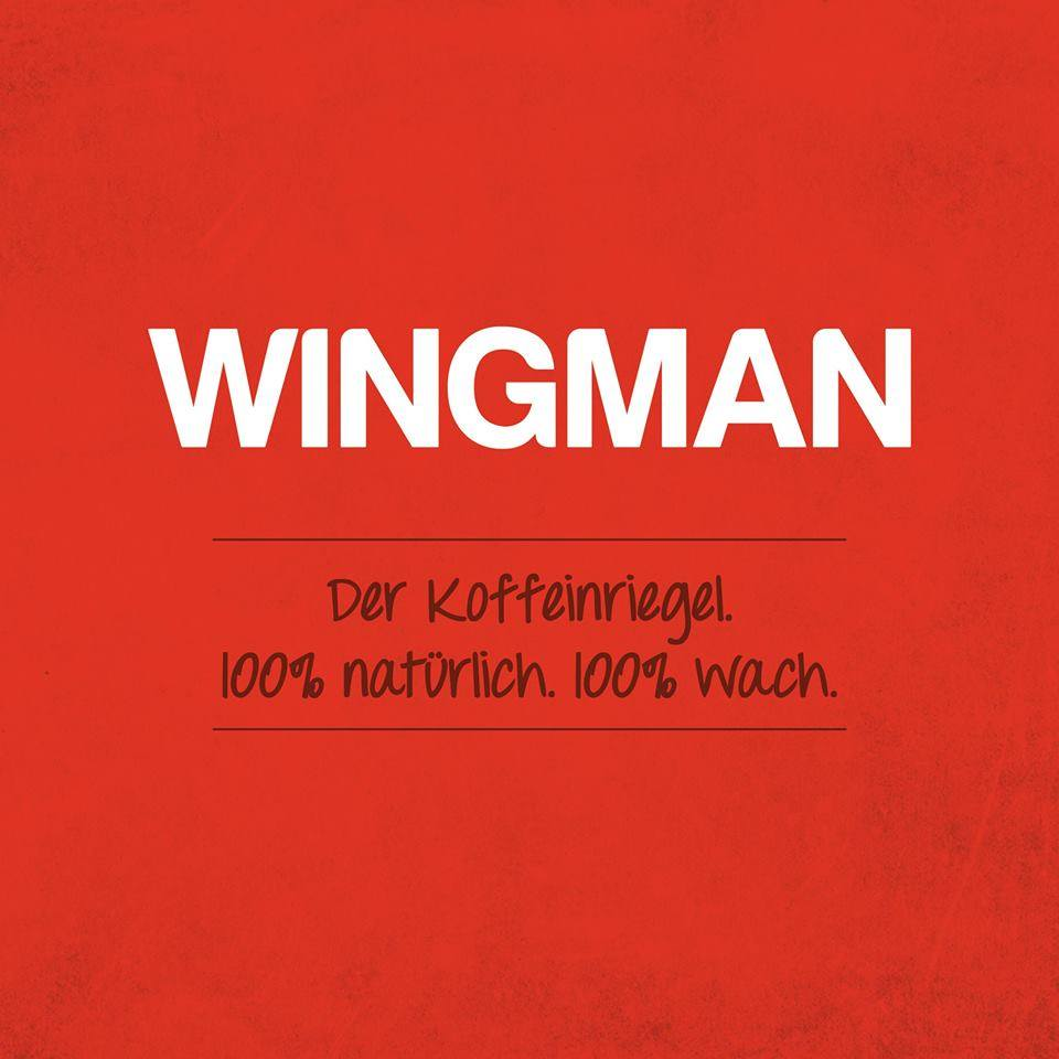 Wingman Caffeine Bar