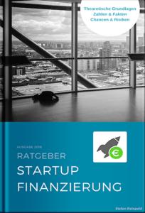 Ratgeber Startup Finanzierung Stefan Reinpold Cover