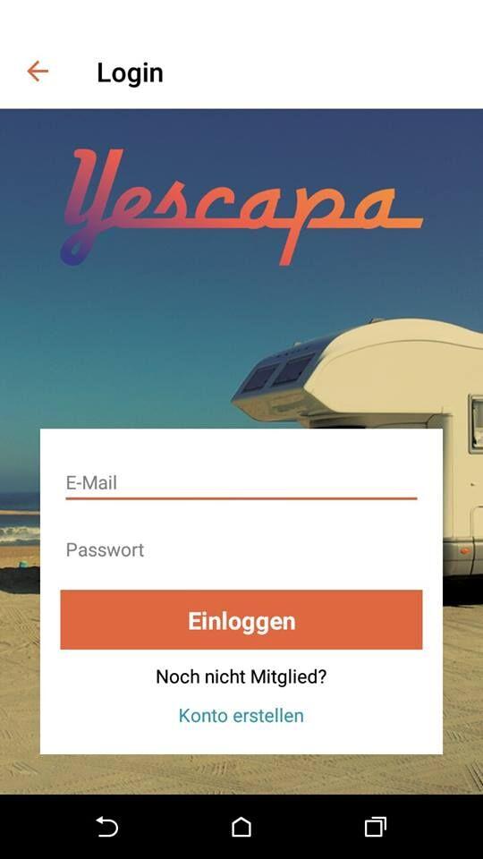 Yescapa App 1