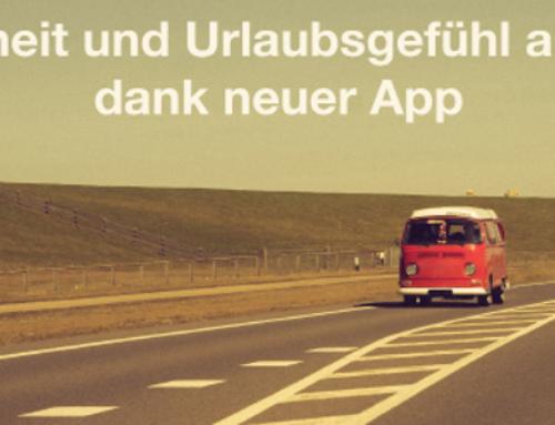 Yescapa präsentiert App für Reisende aus aller Welt