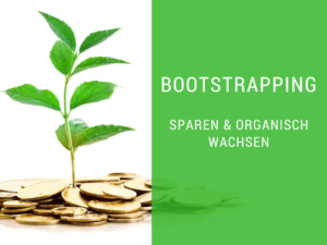 Bootstrapping Finanzierung