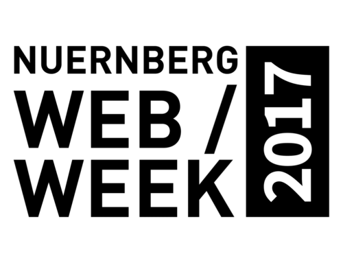 Nürnberg Web Week 2017: Novartis komplettiert Sponsorenriege