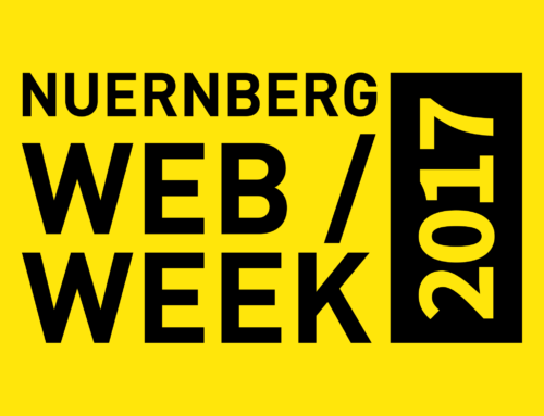 DATEV wird Hauptsponsor der Nürnberg Web Week 2017