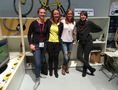 tex—lock, das textile Fahrradschloss: im Gespräch mit den Gründerinnen
