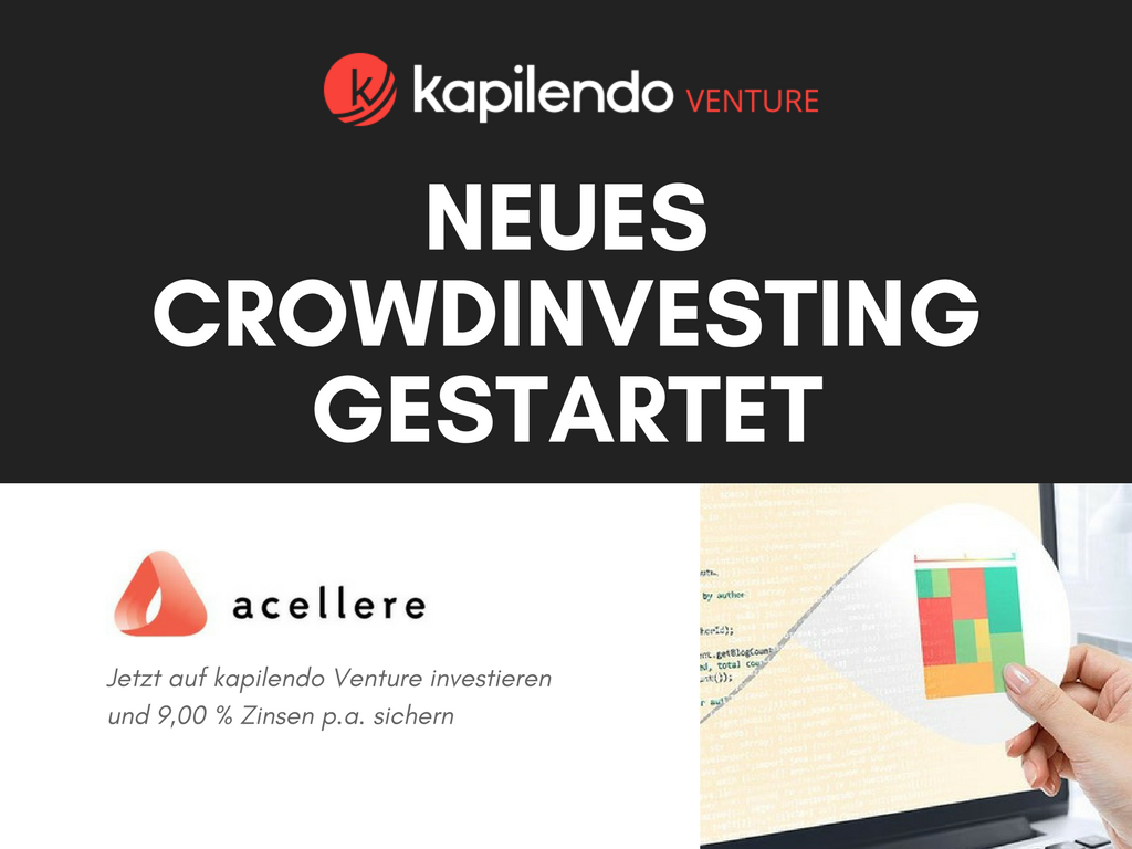 Acellere Crowdinvesting