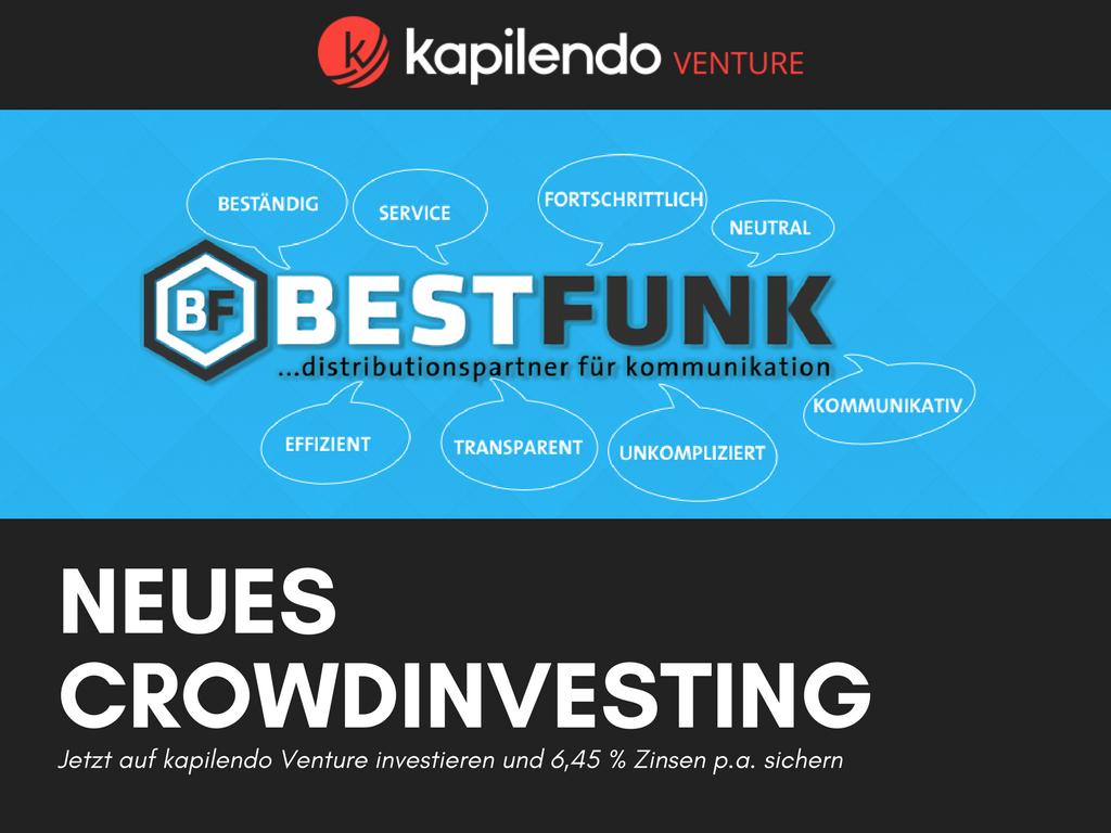 Bestfunk Crowdinvesting