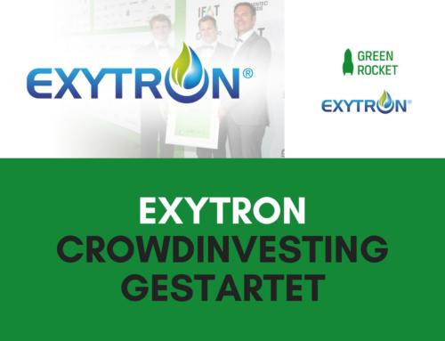 Green Rocket startet Crowdinvesting für EXYTRON