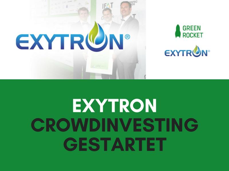 EXYTRON Crowdinvesting